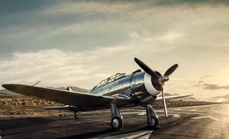 IWC Spitfire. The dream takes flight