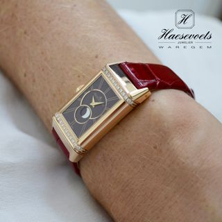 Watch for women : the new JLC Reverso One Duetto Moon - Blog 1