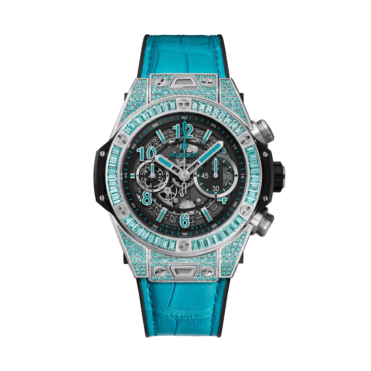 Hublot Big Bang Paraíba