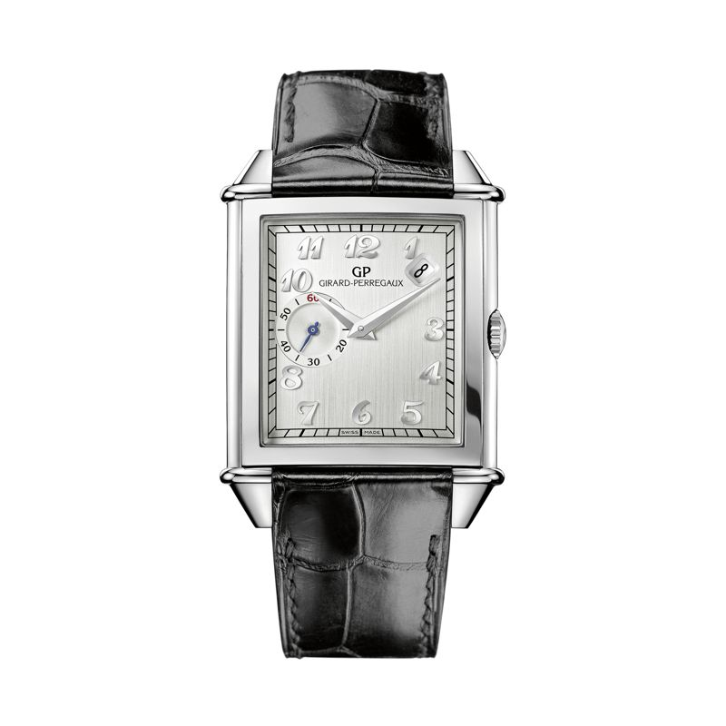 Girard-Perregaux Vintage 1945 Date and small seconds 25835-11-121-BA6A | uurwerk kopen