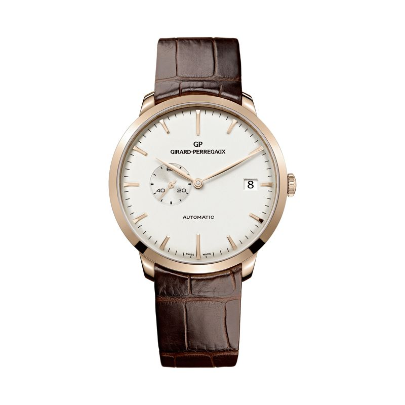 Girard-Perregaux 1966 Date and small seconds