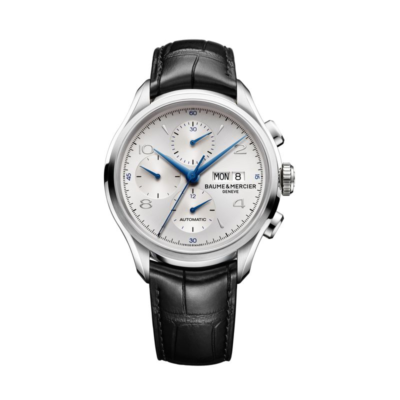 MOA10123 | Buy Baume & Mercier Clifton Chronograph online I Buy watch