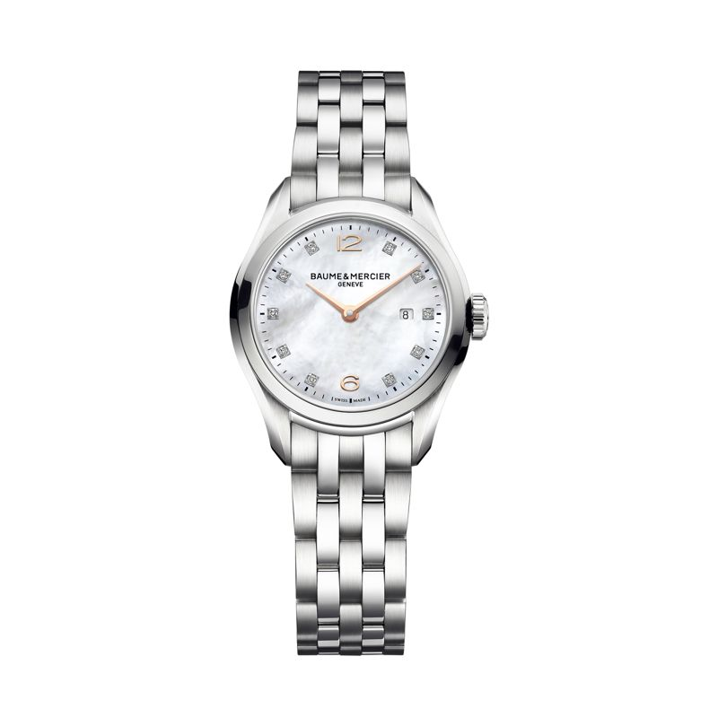 MOA10176 | Buy Baume & Mercier Clifton Lady Quartz online I Buy watch