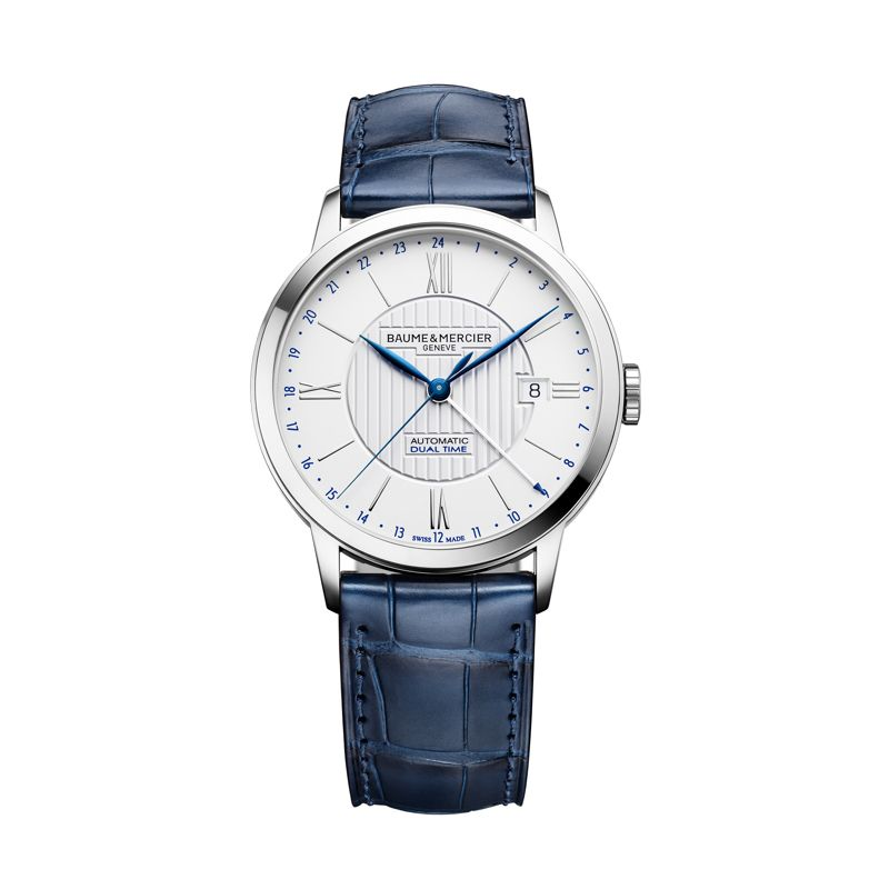 MOA10272 | Buy Baume & Mercier Classima Dual time online I Buy watch
