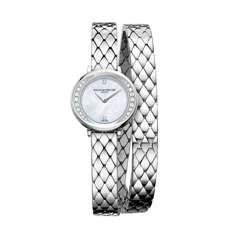 MOA10289 | Buy Baume & Mercier Petite Promesse Quartz online I Buy watch