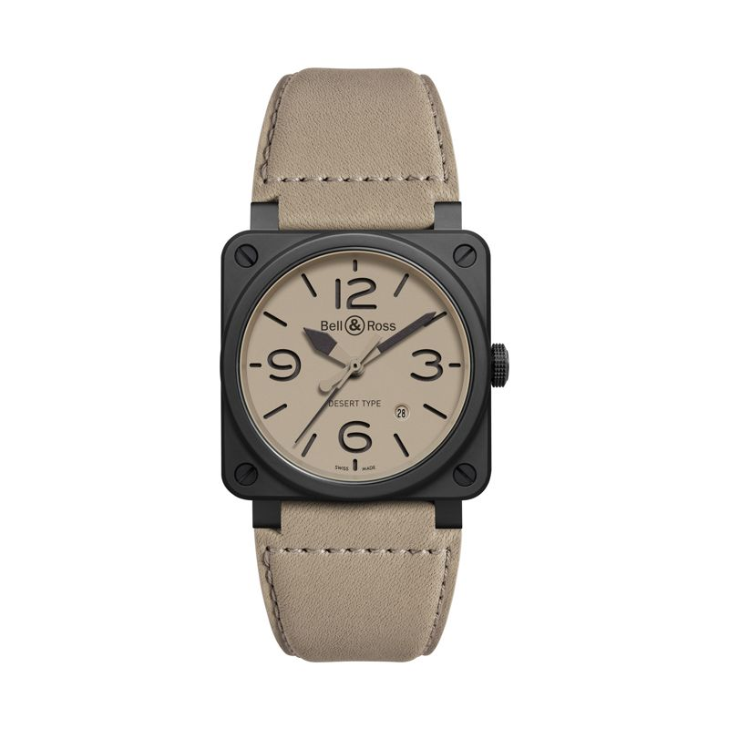 Bell & Ross BR03-92 Desert Type Ceramic