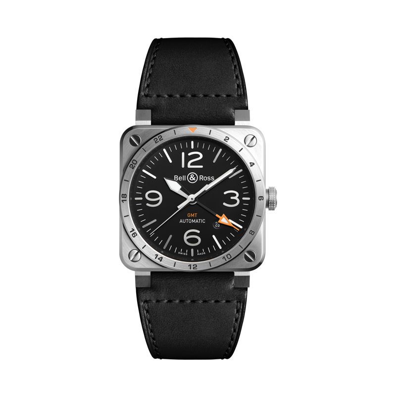 BR0393-GMT-ST SCA | Buy Bell & Ross BR03-93 GMT online  | Buy watch