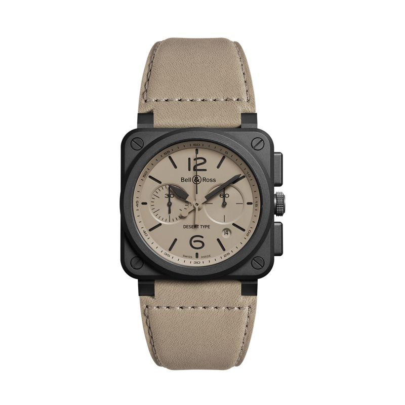 Bell & Ross BR03-94 Desert Type Ceramic