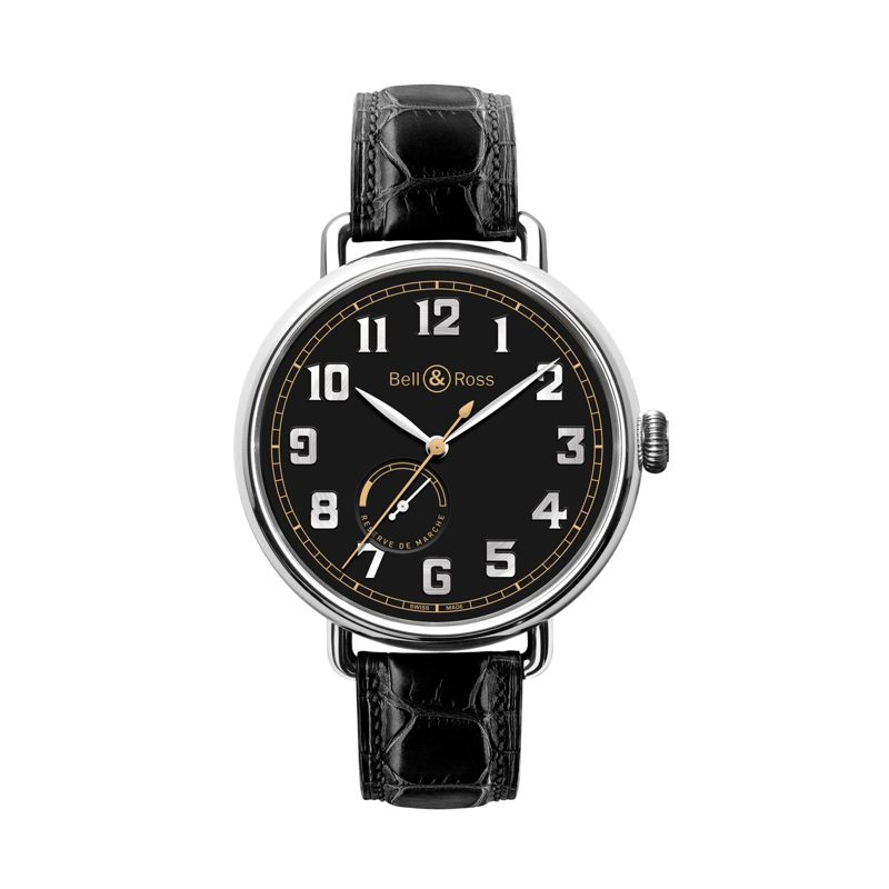 BRWW197-HER-ST SCR | Buy Bell & Ross WW1-97 Heritage online  | Buy watch