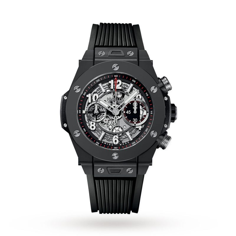 411.CI.1170.RX | Hublot Big Bang Unico Black Magic  -Hublot -Buy Watch -Online