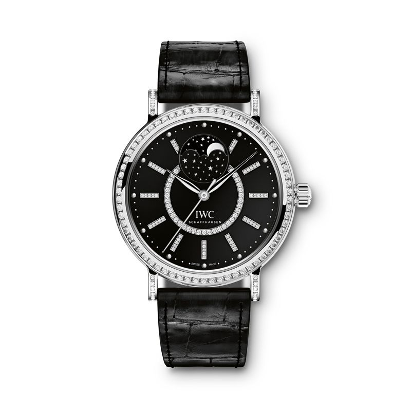 Buy IWC Portofino Automatic Moon Phase 37 online IW459004 | Buy watch