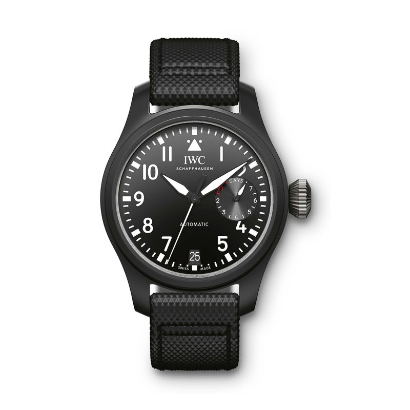 IW502001 | Buy IWC Big Pilot's Watch Top Gun online  | Buy watch