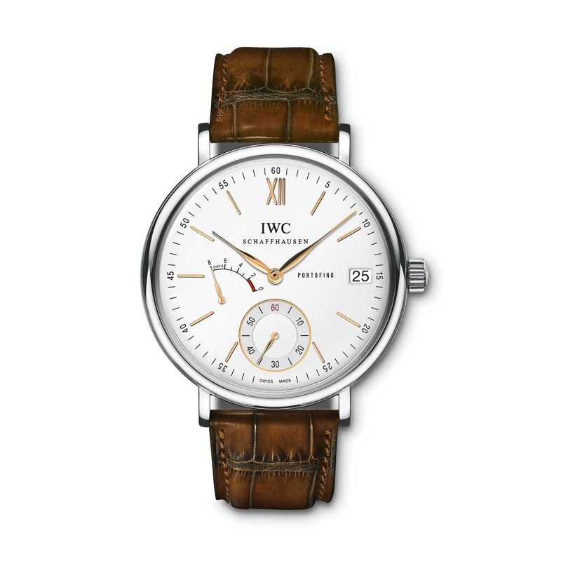 Buy IWC Portofino Hand-Wound Eight Days online IW510103 | Buy watch