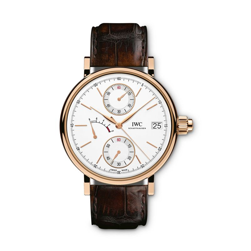 Buy IWC Portofino Hand-Wound Monopusher online I Buy watch