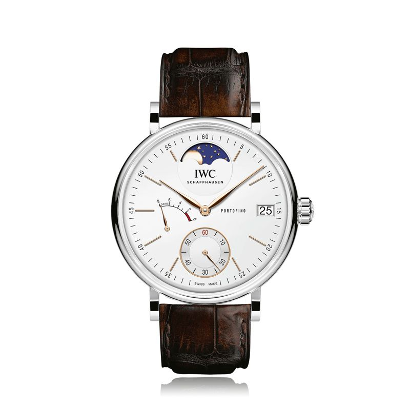 Buy IWC Portofino Hand-Wound Moon Phase online IW516401 | Buy watch