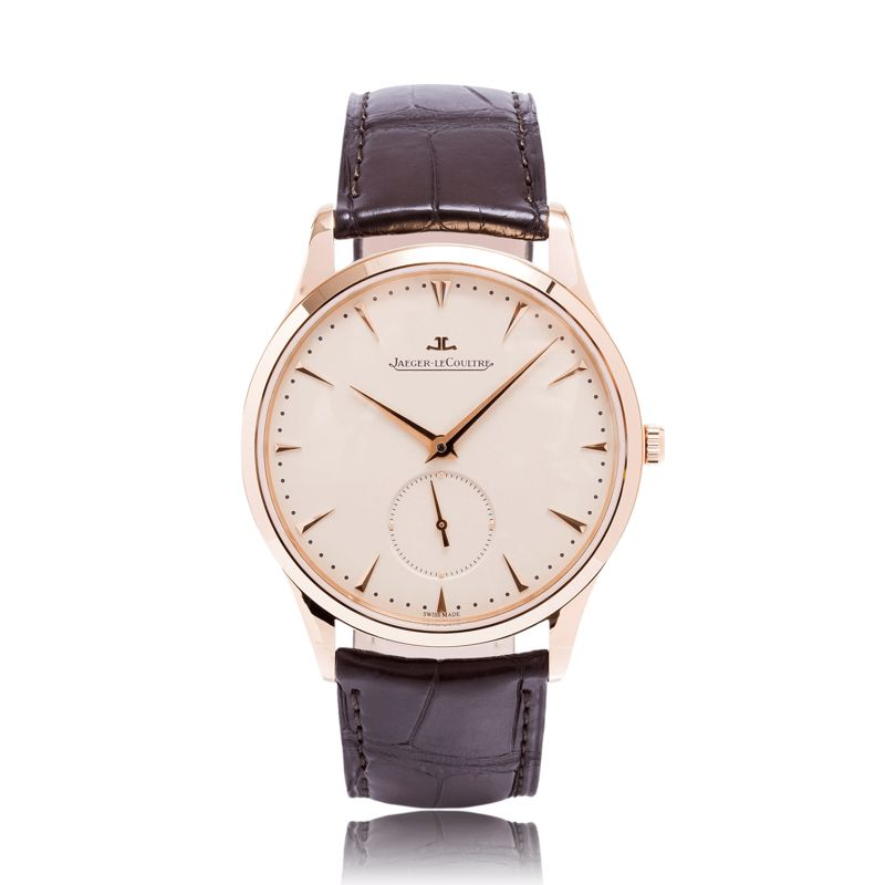 Q1352520 | Buy Jaeger-LeCoultre Master Ultra Thin Small Second online