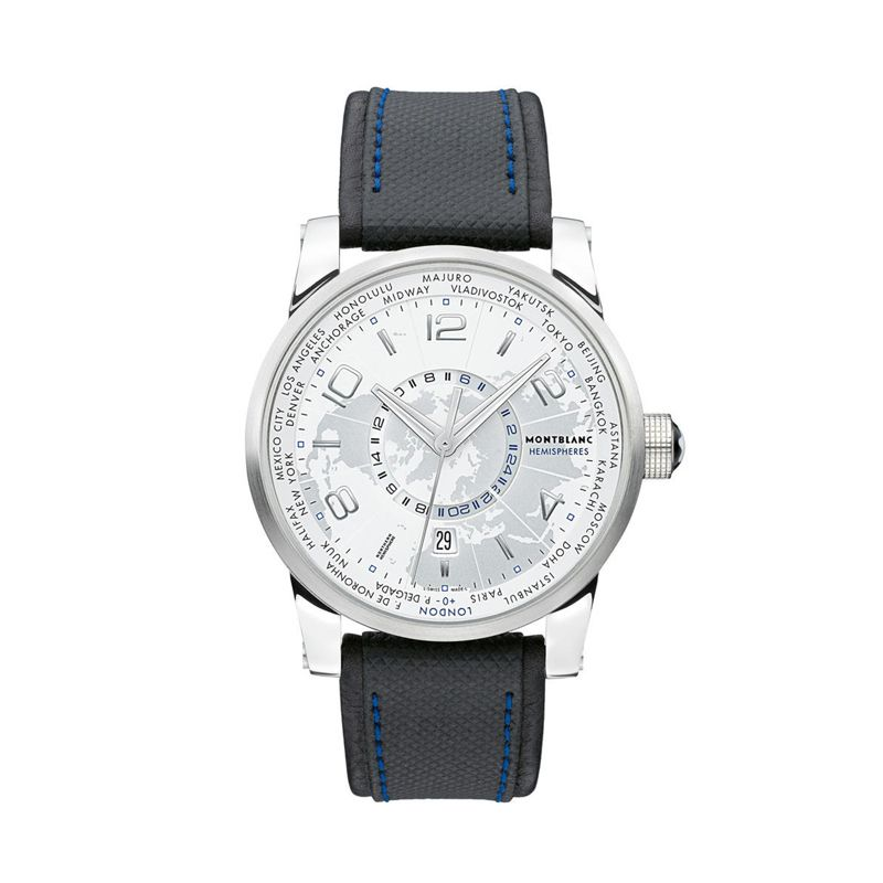 108955 | Buy Montblanc Timewalker World-Time Hemisphere Automatic online