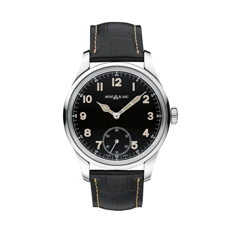 113860 | Buy Montblanc 1858 Manual small second Limited Edition (858 pcs) online