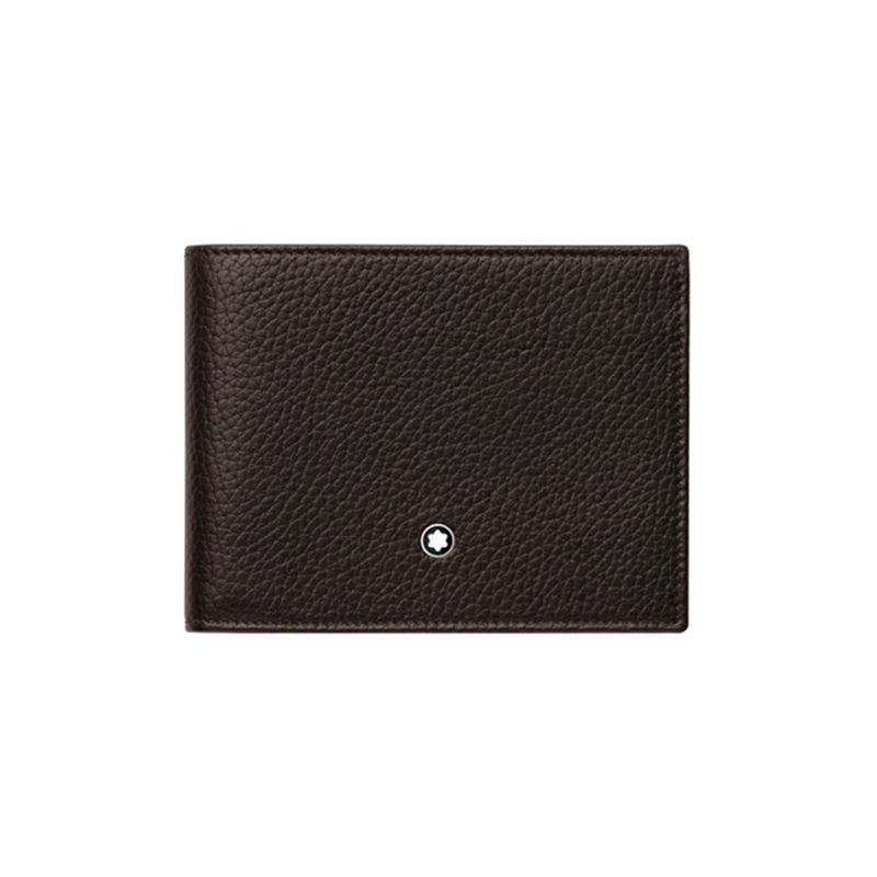 Montblanc Soft Grain Collection Wallet 6cc