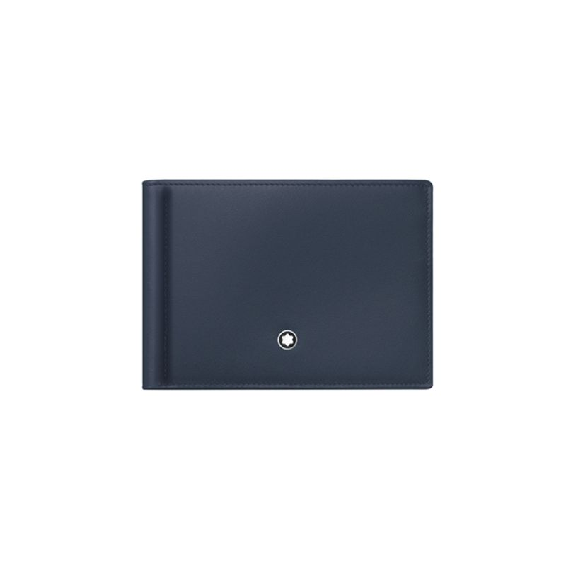 114548 | Buy Montblanc Meisterstück Collection Wallet 6 cc with Money Clip online