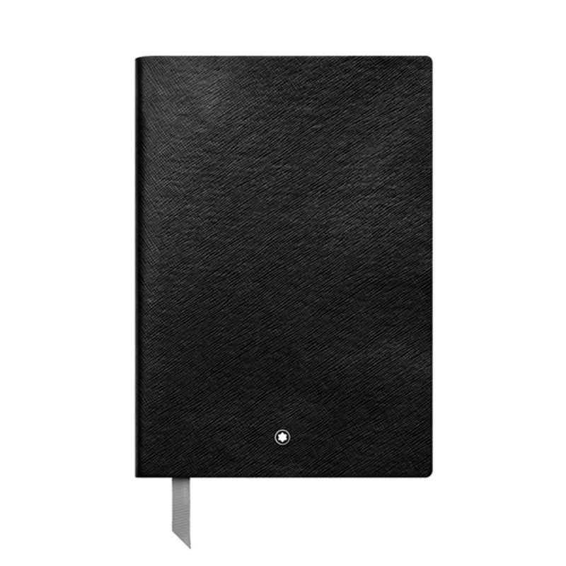 Montblanc Note Book #146 Black, Blank