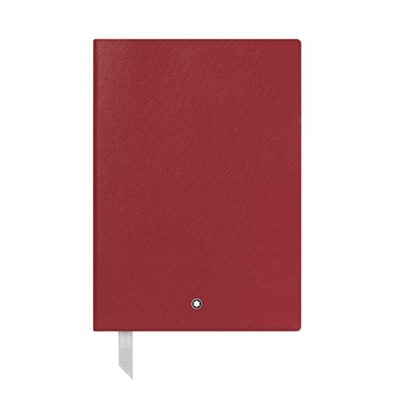 Montblanc NoteBook #146 Red, Lined