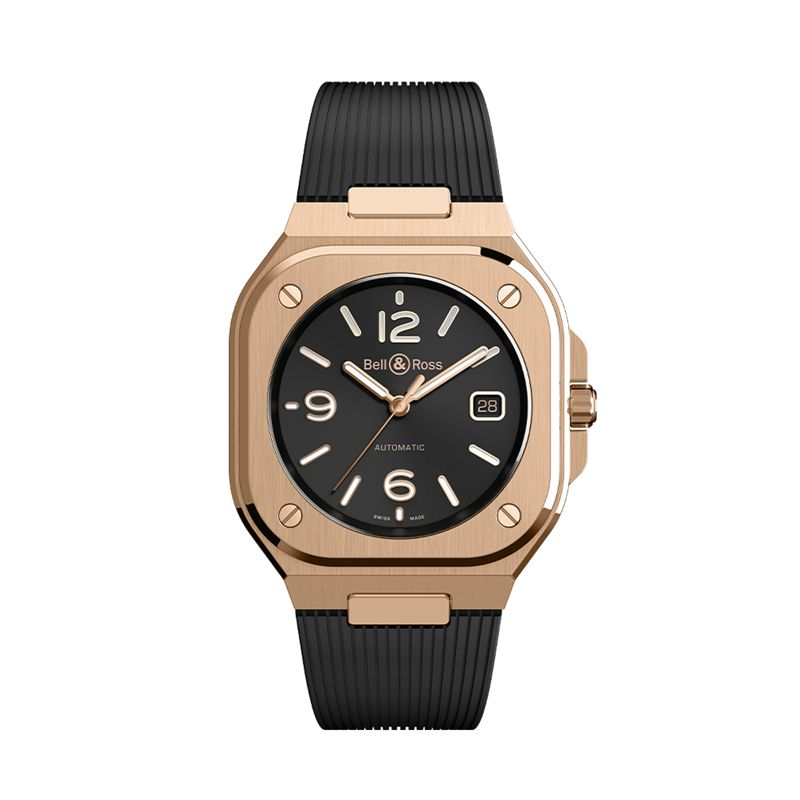 BR 05 Black Gold - BR 05 - Bell & Ross  - Watches - Webshop