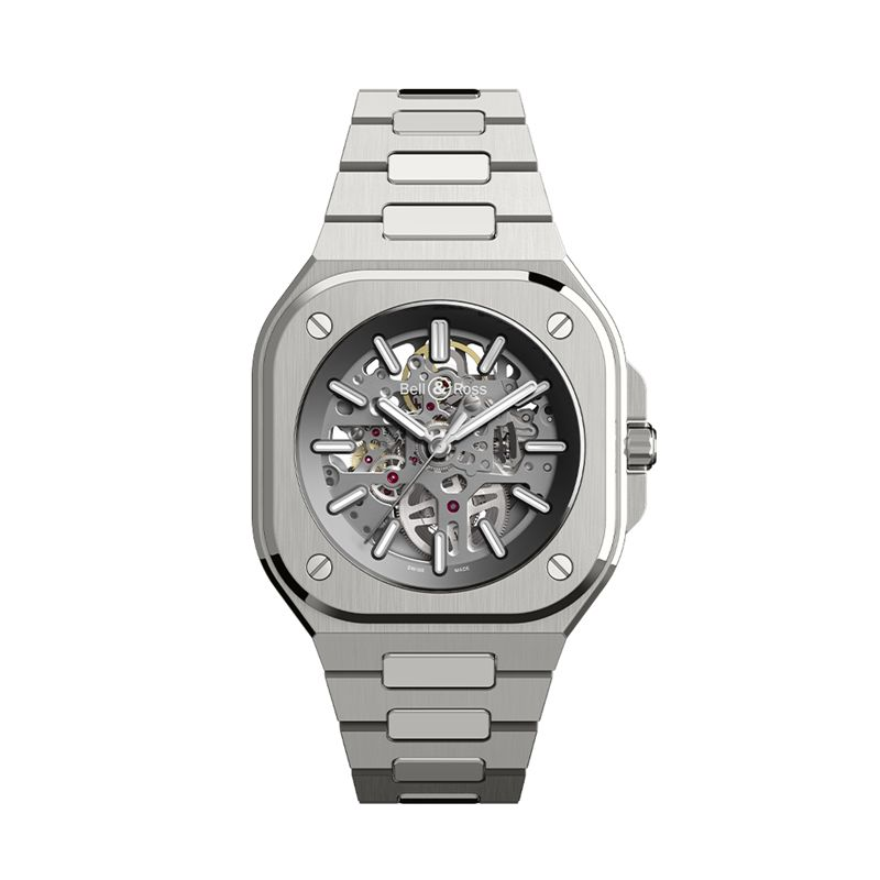 BR 05 Skeleton - BR 05 - Bell & Ross  - Watches - Webshop