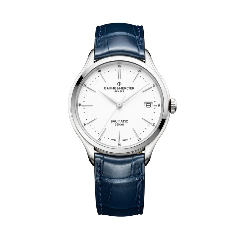 MOA10398 | Baume & Mercier Clifton Baumatic - Watches - Webshop |