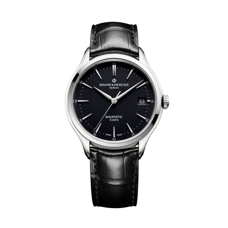 MOA10399 | Baume & Mercier Clifton Baumatic - Watches - Webshop |