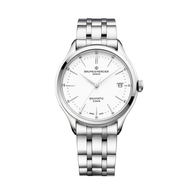 MOA10400 | Baume & Mercier Clifton Baumatic - Watches - Webshop |