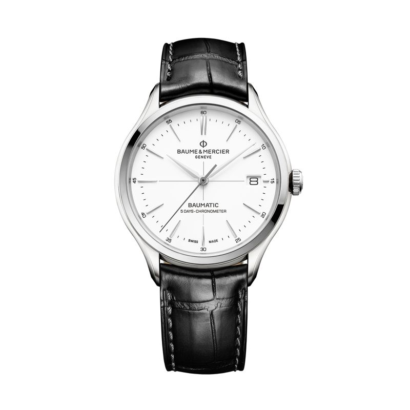 MOA10436 | Baume & Mercier Clifton Baumatic - Watches - Webshop |