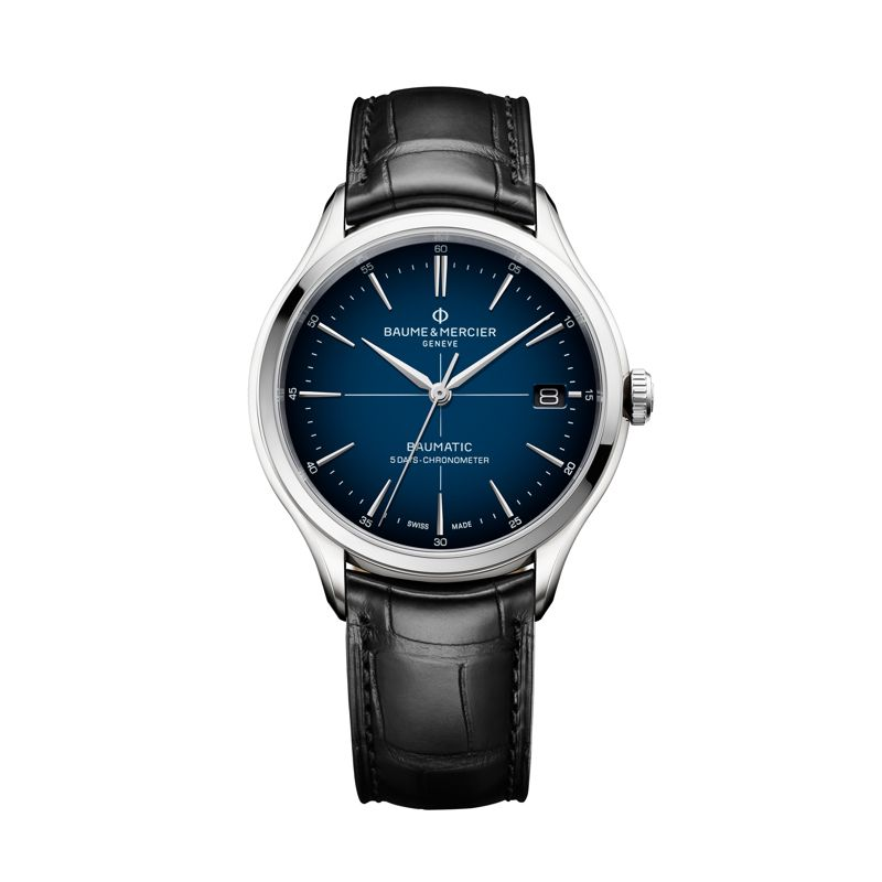 MOA10467 | Baume & Mercier Clifton Baumatic COSC - Clifton - Webshop