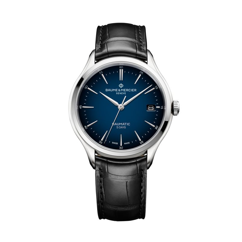 MOA10510 | Baume & Mercier Clifton Baumatic - Clifton - Uurwerken - Webshop