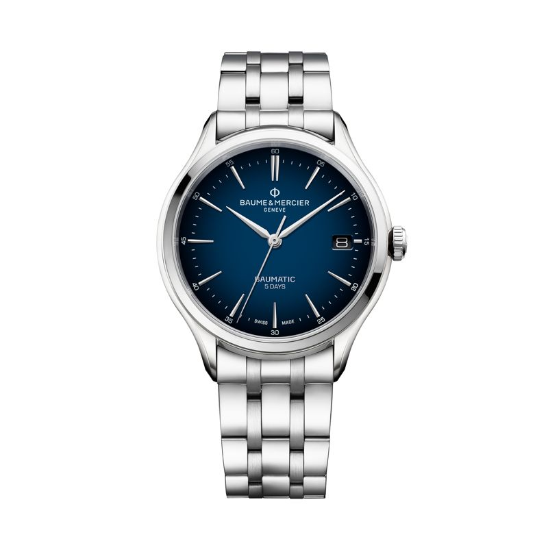 MOA10511 | Baume & Mercier Clifton Baumatic - Clifton - Uurwerken - Webshop