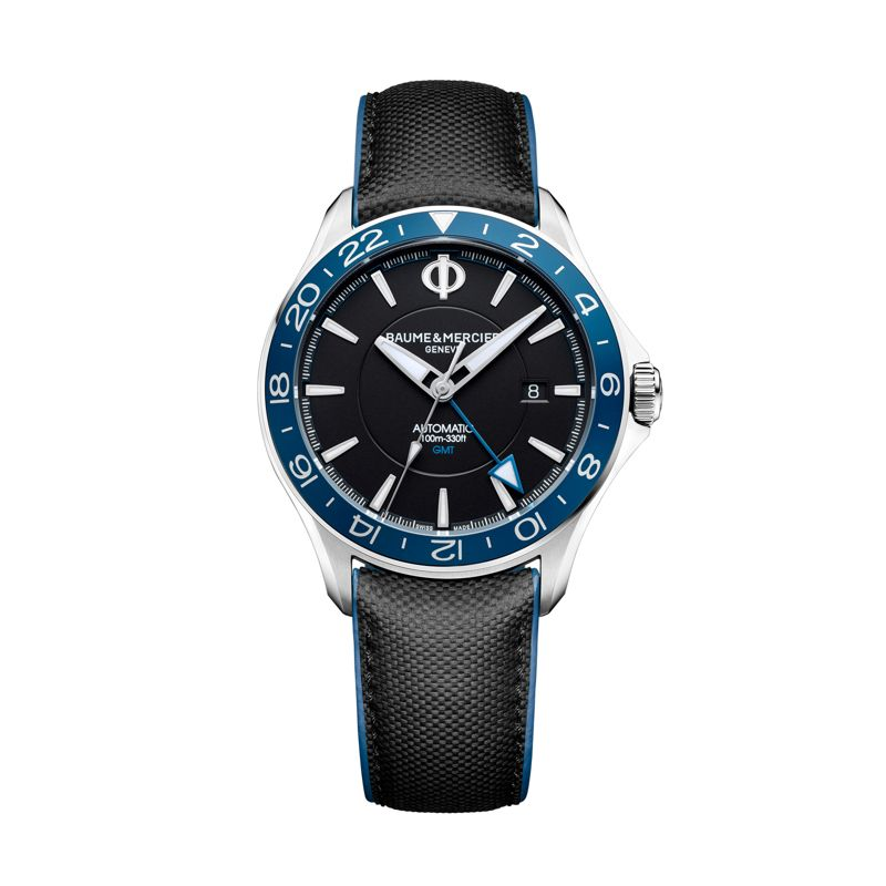 Baume & Mercier Clifton Club Automatic GMT