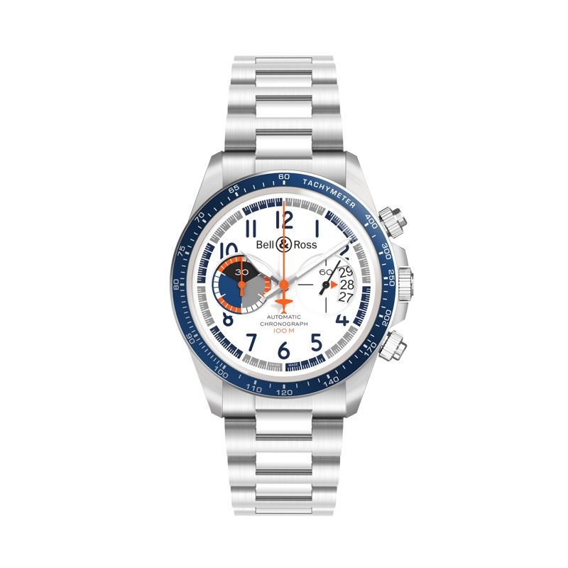 BRV294-BB-ST-SST | Bell & Ross BR V1-92 Racing Bird - Webshop