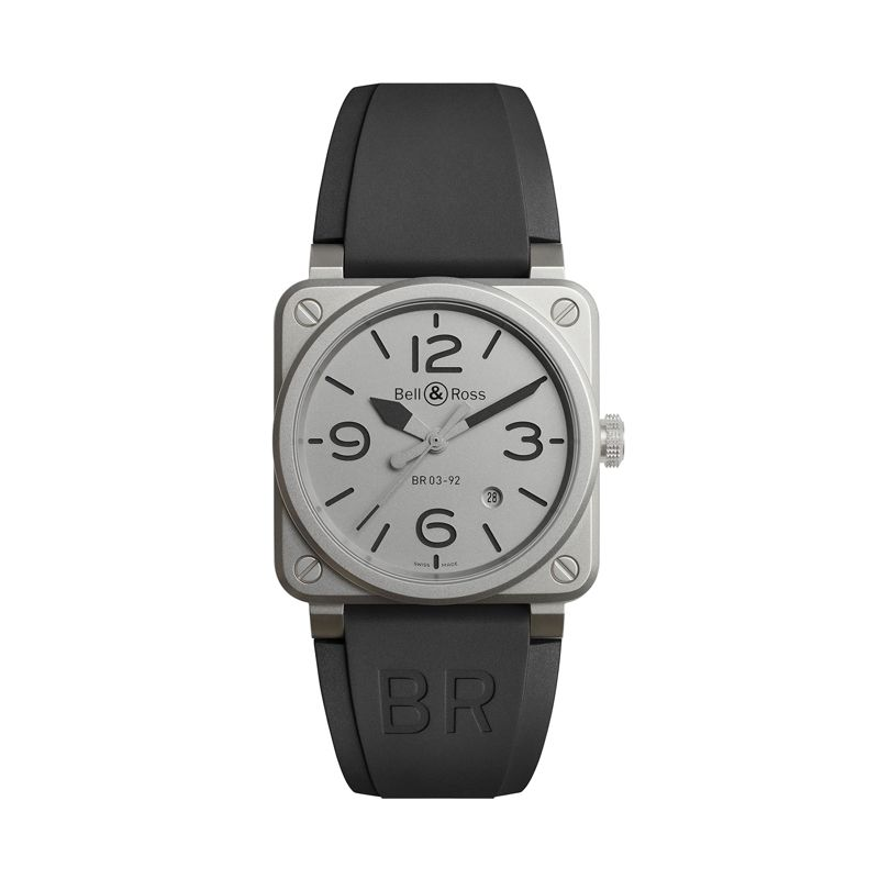 BR0392-GBL-ST-SRB | Bell&Ross BR03-92 Horoblack - Bell & Ross  - Watches - Webshop
