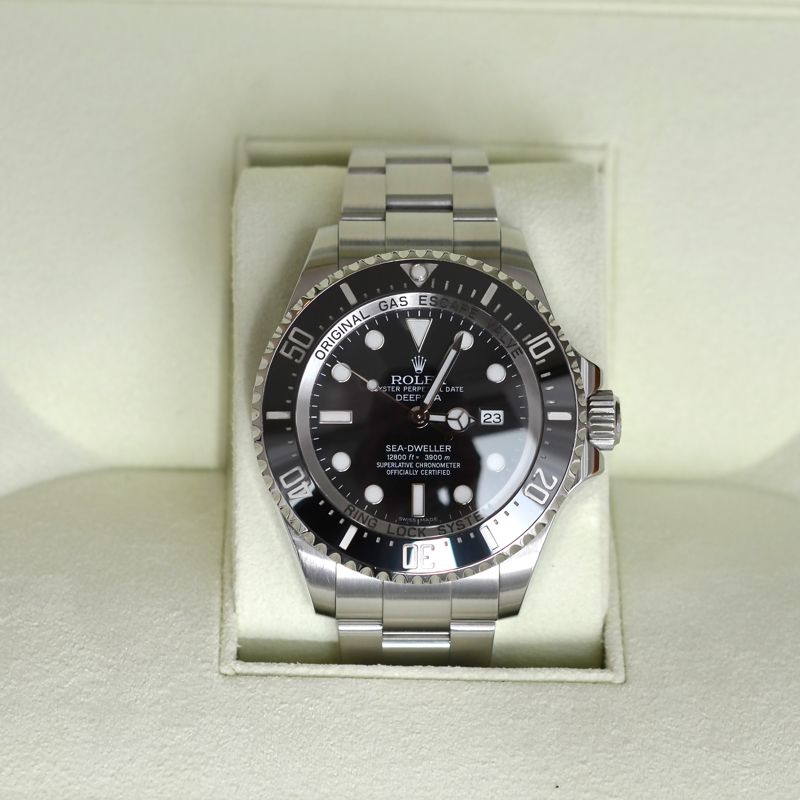 116660 | Rolex Sea-Dweller Deepsea - Past New Time - Webshop
