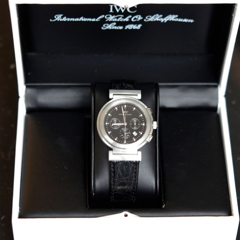 IW3728 | IWC Da Vinci Chronograph - Past New Time - Webshop