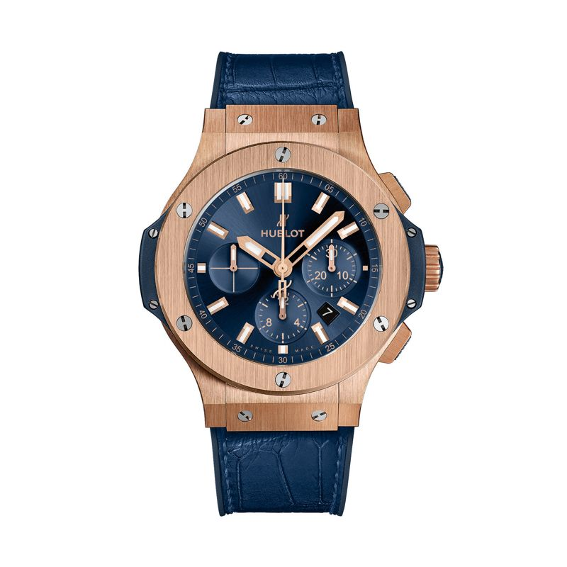 Hublot Big Bang Gold Blue I Buy watch online