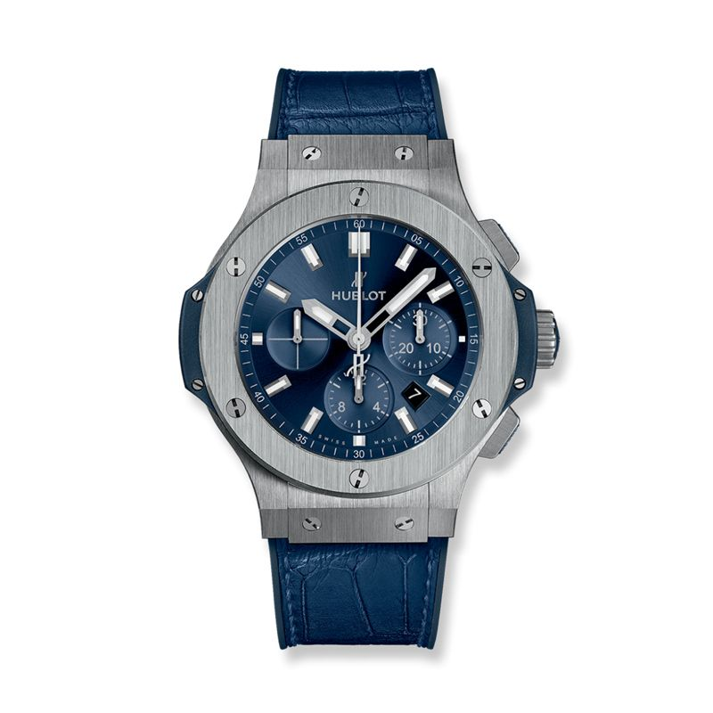 301.SX.7170.LR | Hublot Big Bang Steel Blue - Hublot Big Bang - Hublot - Webshop