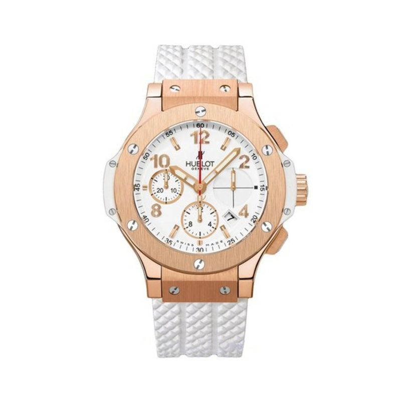 Hublot Big Bang Gold White - Hublot - Watches - Webshop