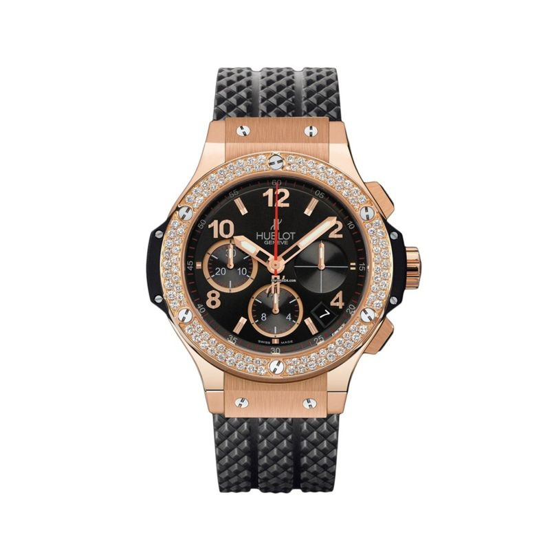 341.PX.130RX.114 | Hublot Big Bang Gold Diamonds - Hublot - Uurwerken - Webshop