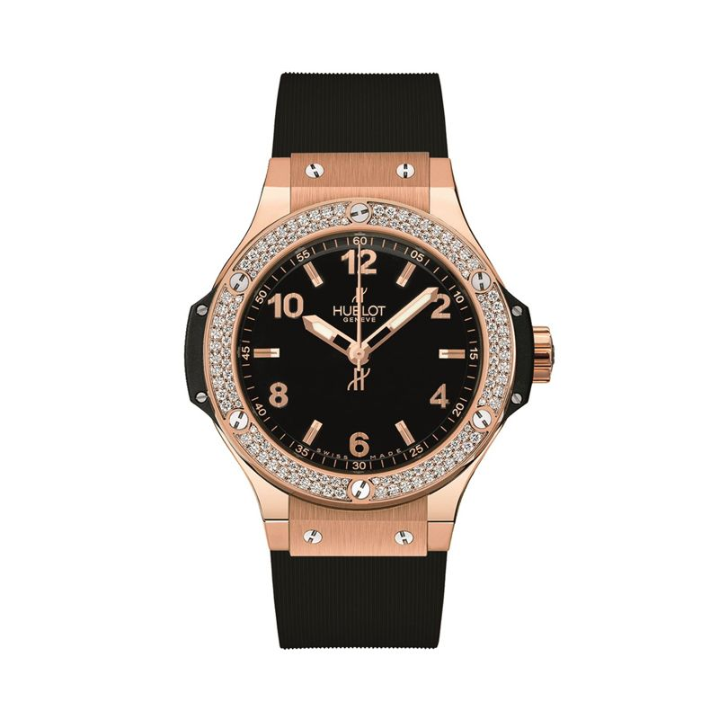 361.PX.1280.RX.1104 | Hublot Big Bang Gold Diamonds - Hublot - Uurwerken - Webshop