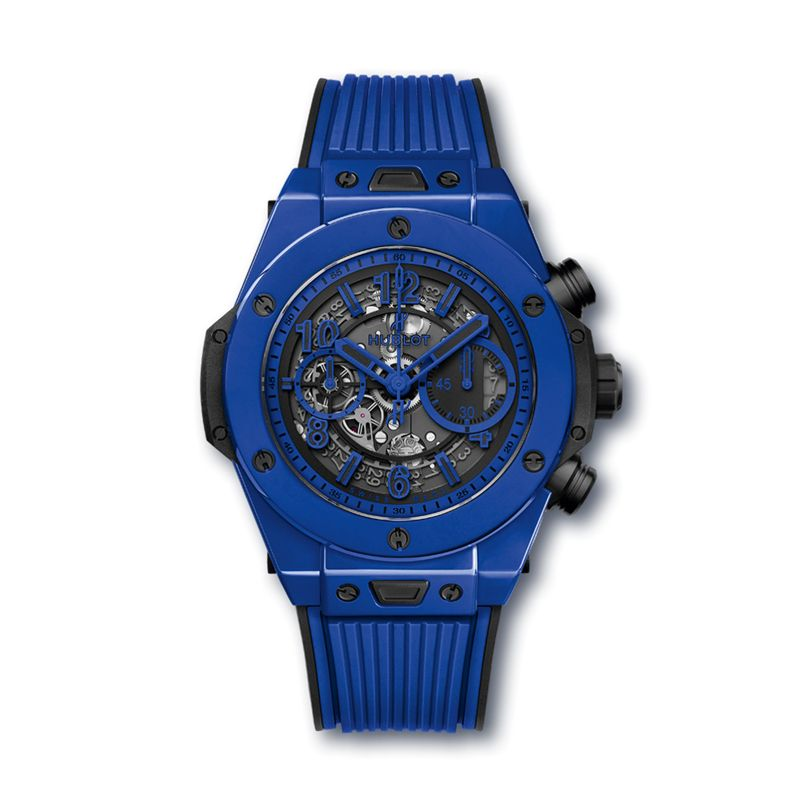 411.ES.5119.RX | Hublot Big Bang Unico Blue Magic -Hublot Big Bang-