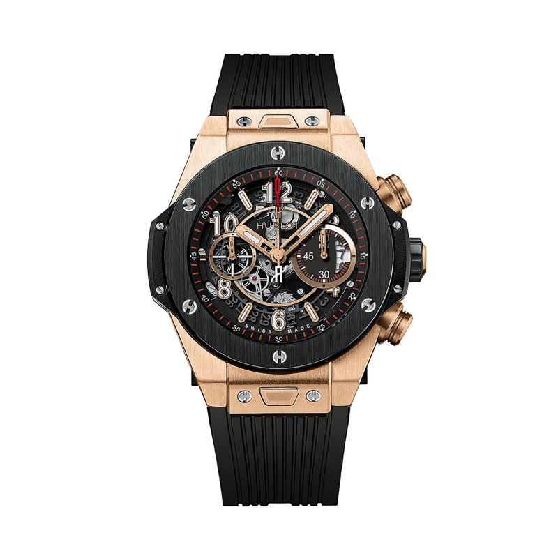 411.OM.1180.RX | Hublot Big Bang Unico King Gold Ceramic I Uurwerk kopen