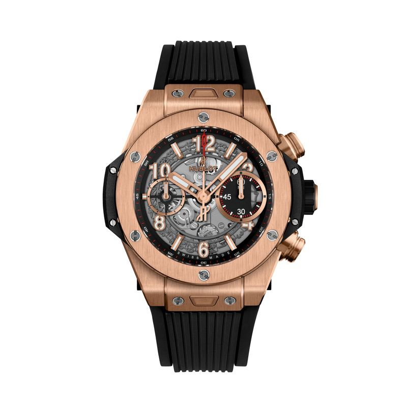 Hublot Big Bang Unico King Gold 42 mm- Hublot - Watches - Webshop