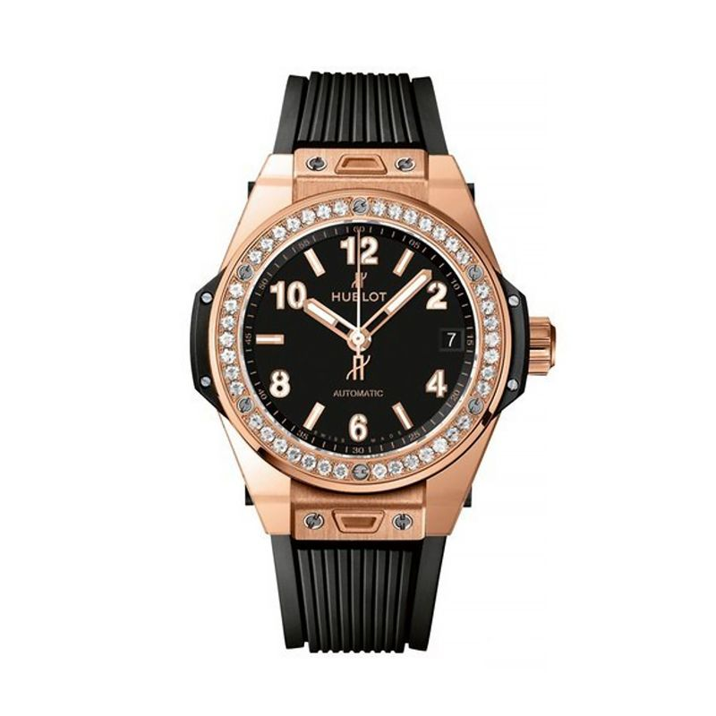 Hublot Big Bang One Click King Gold Diamonds - Hublot - Webshop
