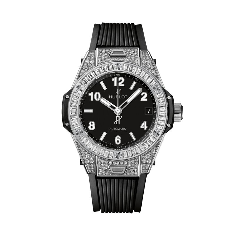 Hublot Big Bang One Click Steel Jewellery - Hublot - Webshop